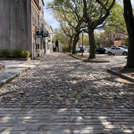 Cobble Stone Streets