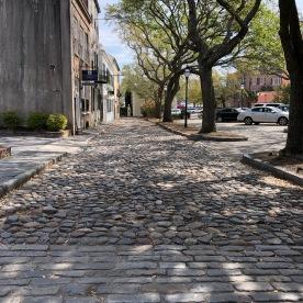 Cobble Stone Streets