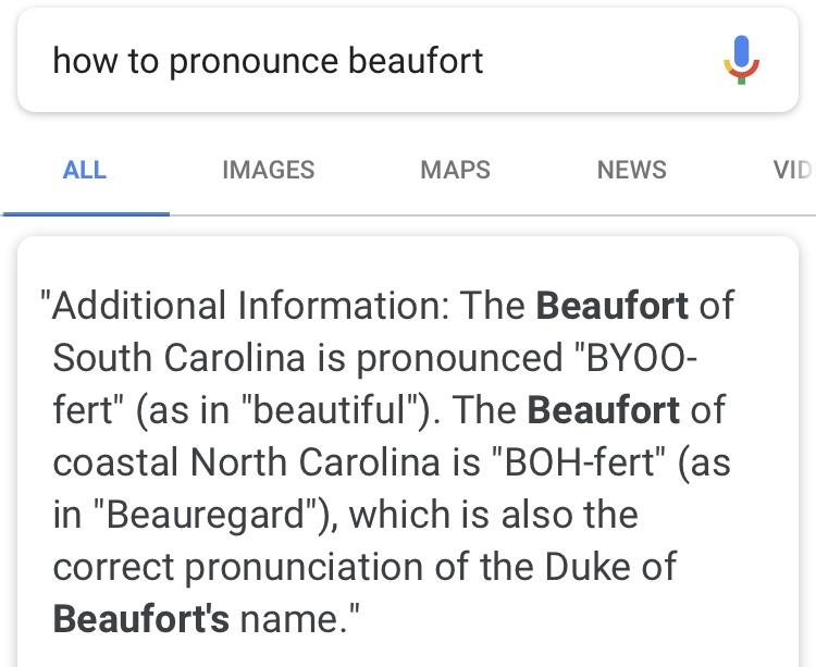 BeaufortSC
