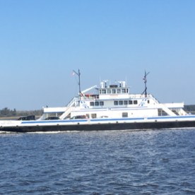Fort Fisher Ferry