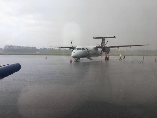 Commuter Plane