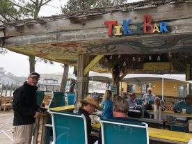 Craig found a Tiki Bar