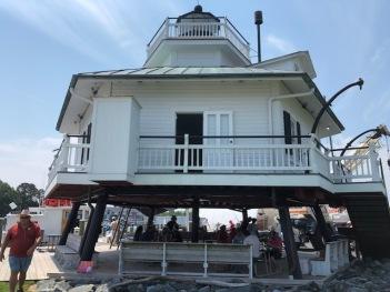 1879 Hooper Strait Lighthouse
