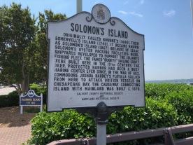 Solomons Island History