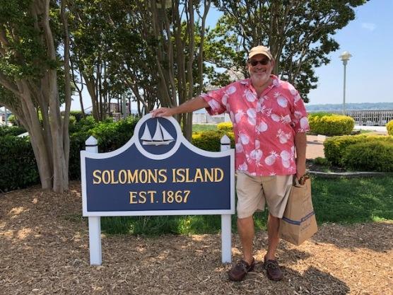 Solomons Island Rick