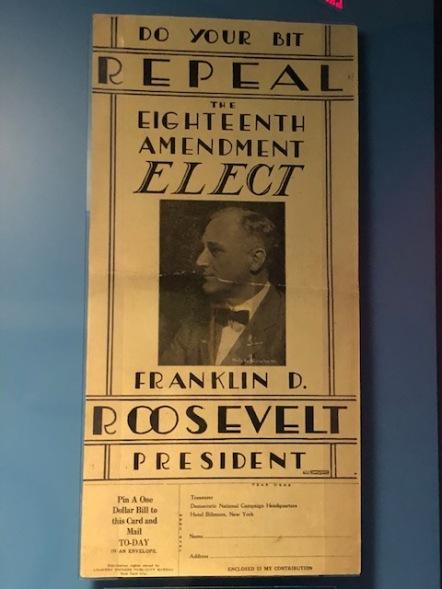 Repeal 18th Amendment