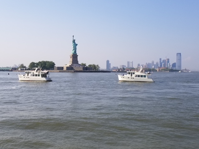 Seeing Double Exhale Meanders and Liberty Lady