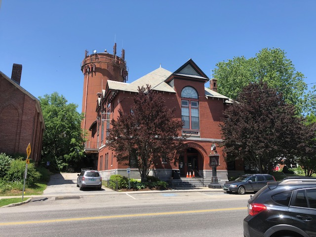 Vergennes City hall